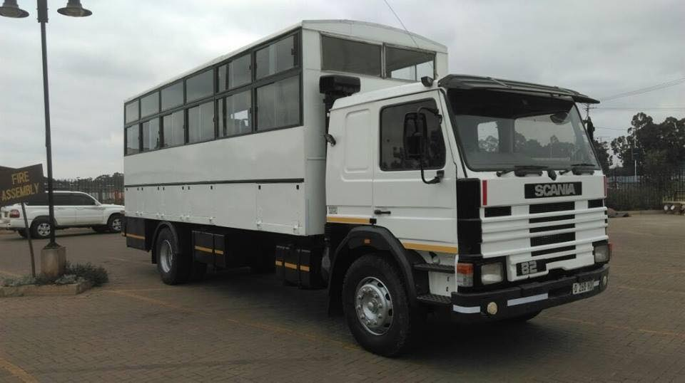 Nairobi Overland Truck