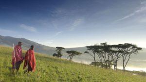 Ngorongoro Crater Maasai