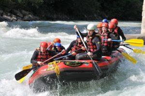Athi River Rafting Kenya