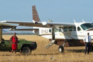 Samburu Mara Air Safari